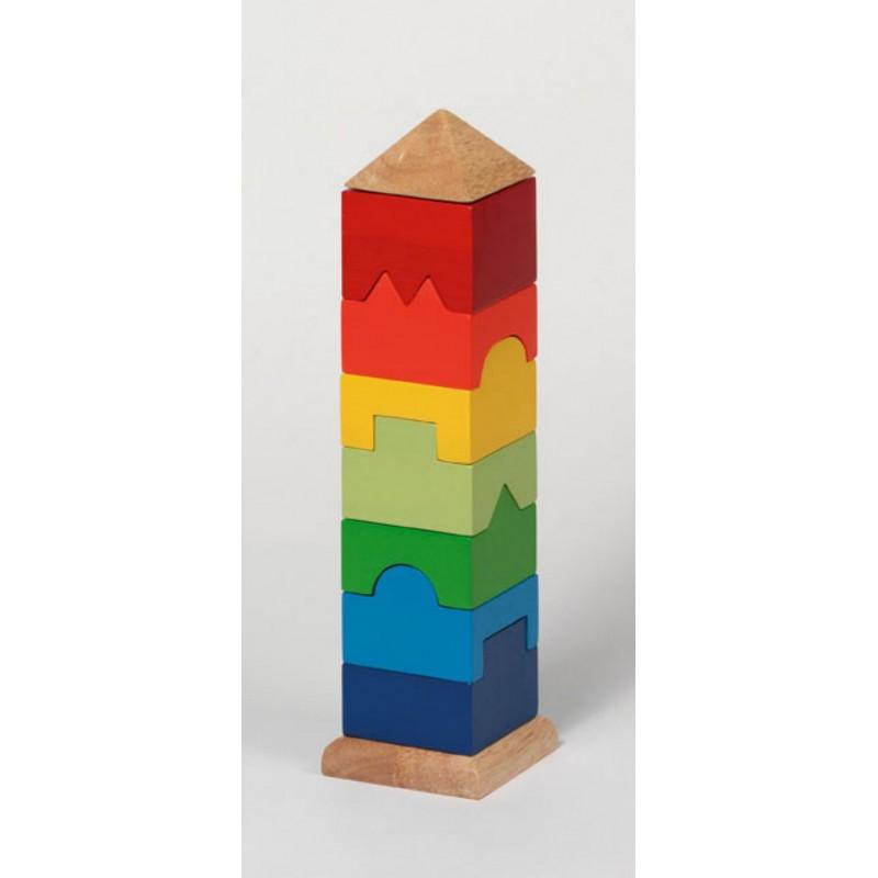 Montesszori torony, 9 db-os
