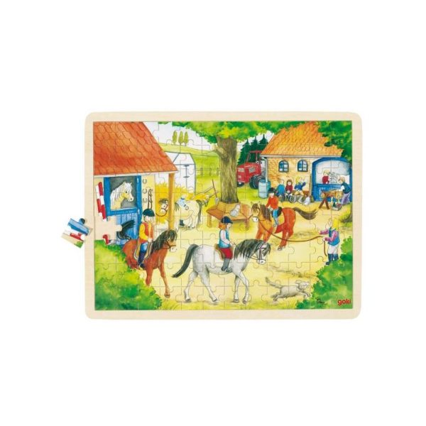 Fa puzzle - Lovarda