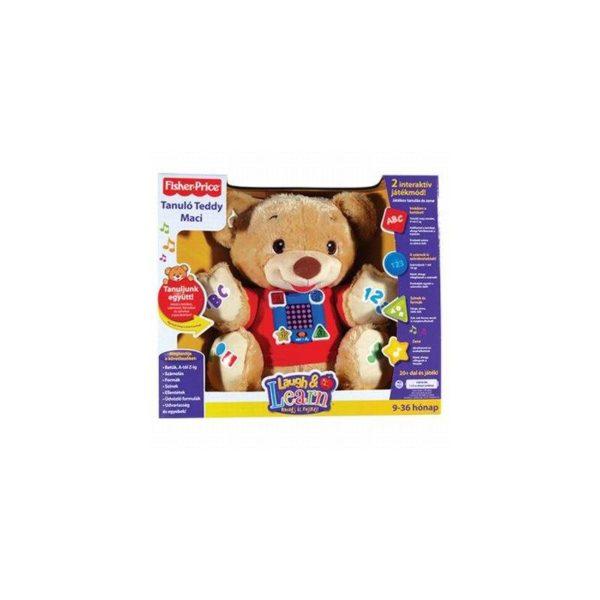 Fisher Price - Tanuló Teddy maci