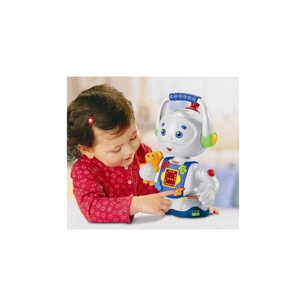 Fisher-Price - Toby a tanuló robot