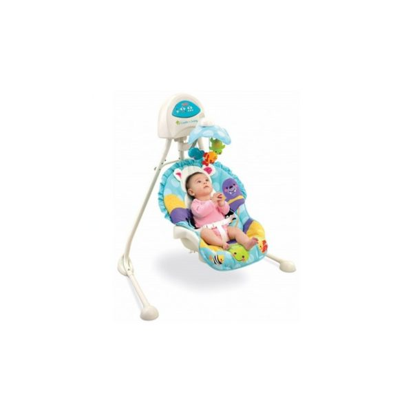 Fisher-Price - Jegesmedvés bölcsõ