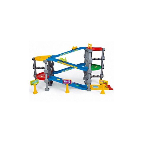 Kid Cars 5 szintes pálya