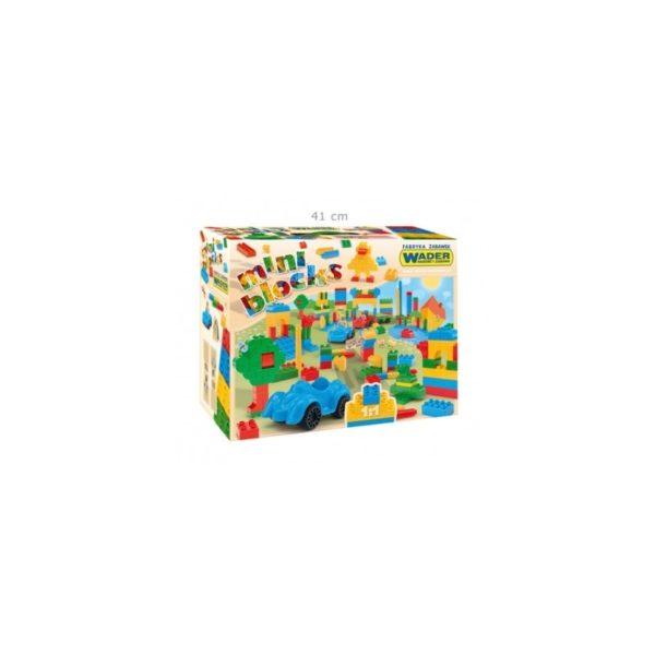 Mini Bloks - 300 db-os építõ
