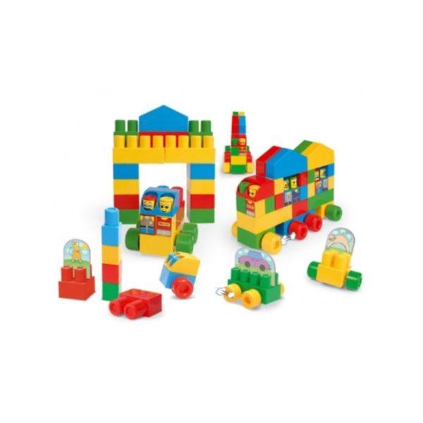 Middle Bloks - 150 db-os építõ