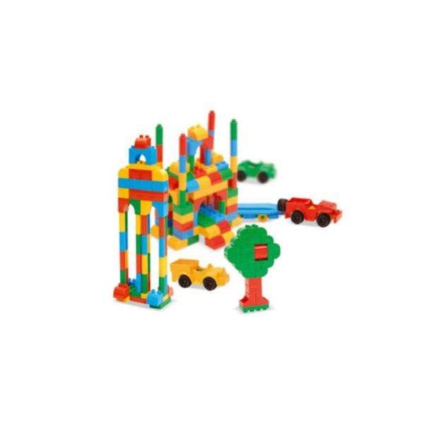 Mini Bloks - 132 db-os építõ