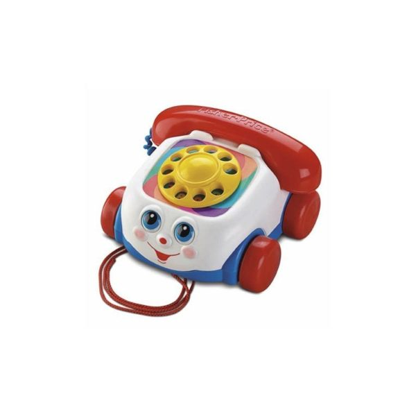 Fisher-Price - Fecsegõ telefon