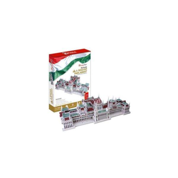 3D puzzle - Magyar Parlament
