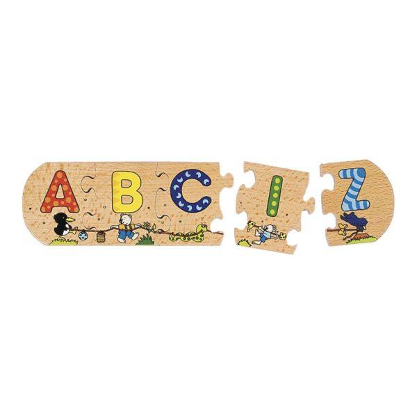 Fa puzzle - ABC