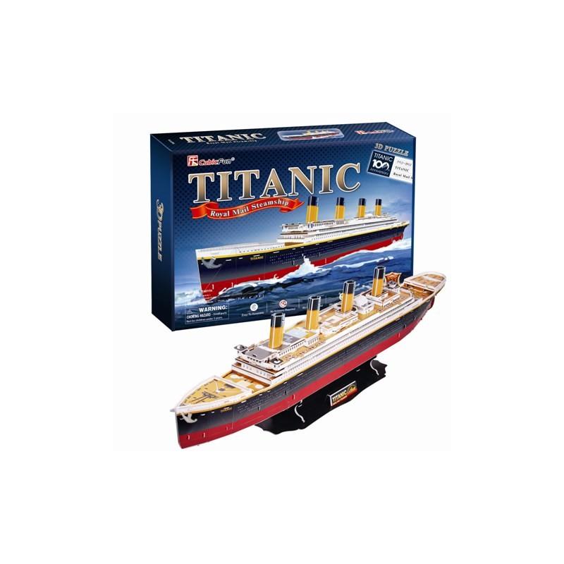 Profi 3D makett - Titanic