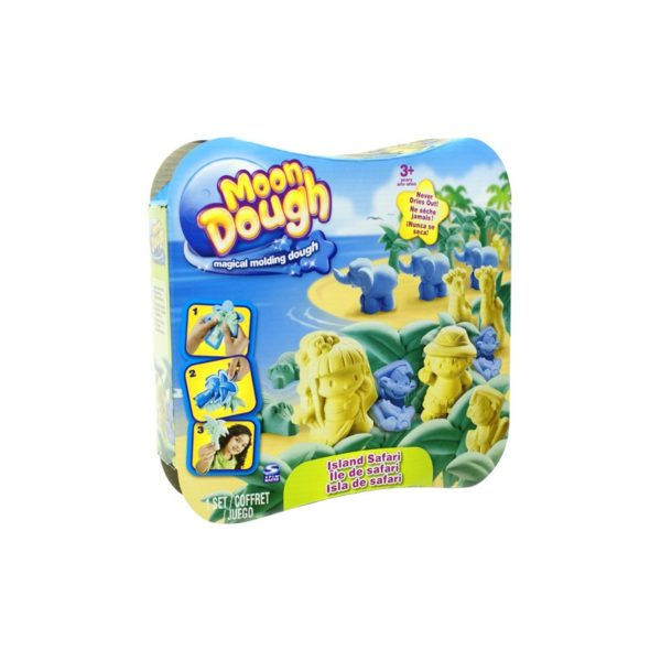 Moon Dough homokgyurma - Szafari kaland