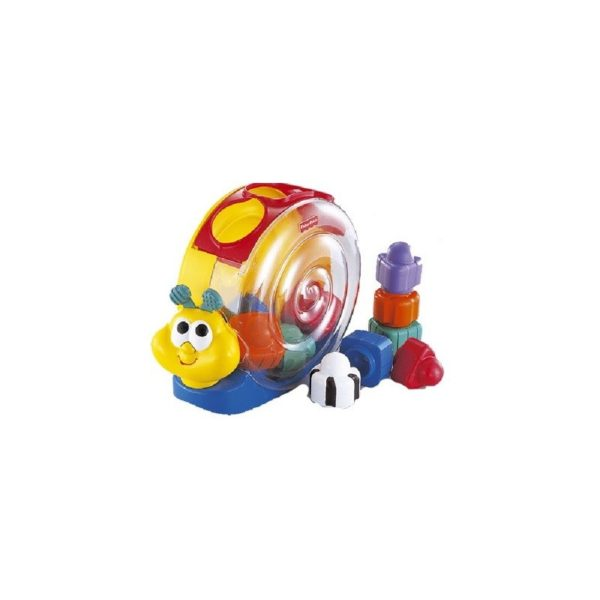 Fisher Price - Zenélõ csiga - biga