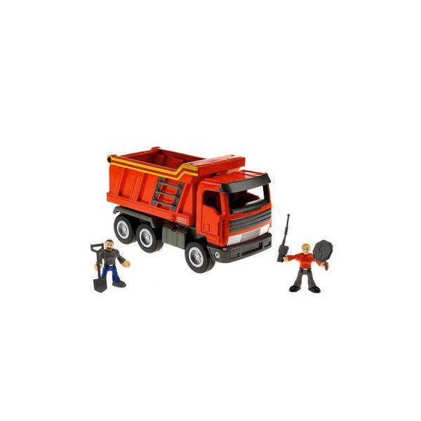Fisher Price - Városi kaland billencs teherautó