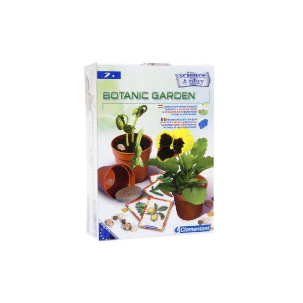 Clementoni - Fedezd fel a növények titkait!