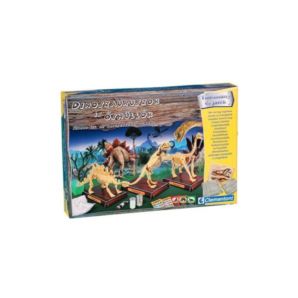 Clementoni - Dinoszauruszok és õshüllõk
