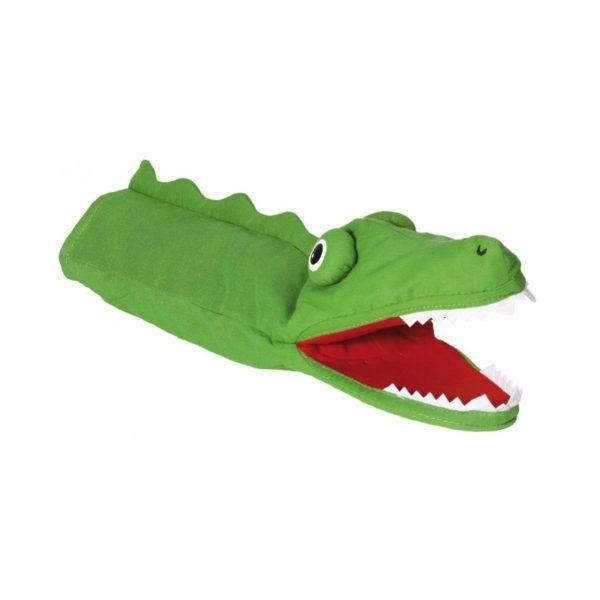 Kézbáb - Krokodil