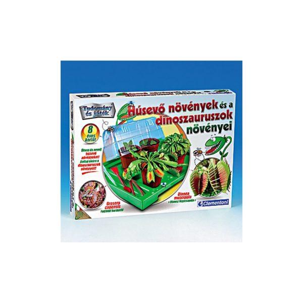 Clementoni - Húsevõ növények és a dínók növényei