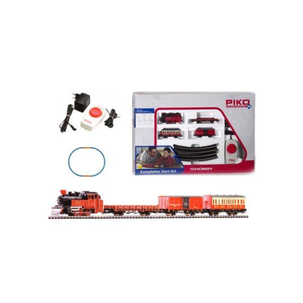 PIKO modellvasút szett - Western gõzös vonattal