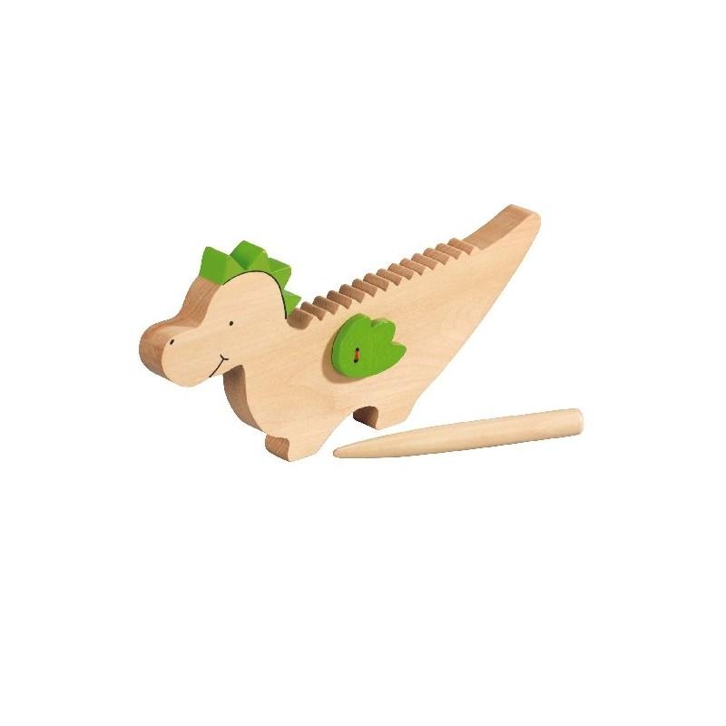 Sárkányos guiro, játékhangszer