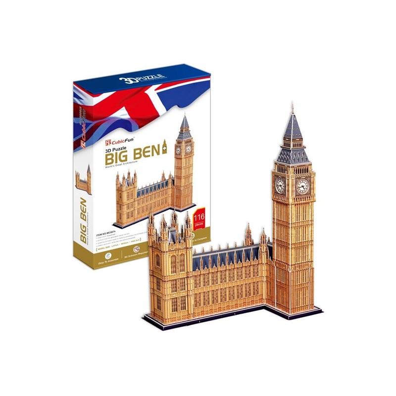 3D profi puzzle - Big Ben