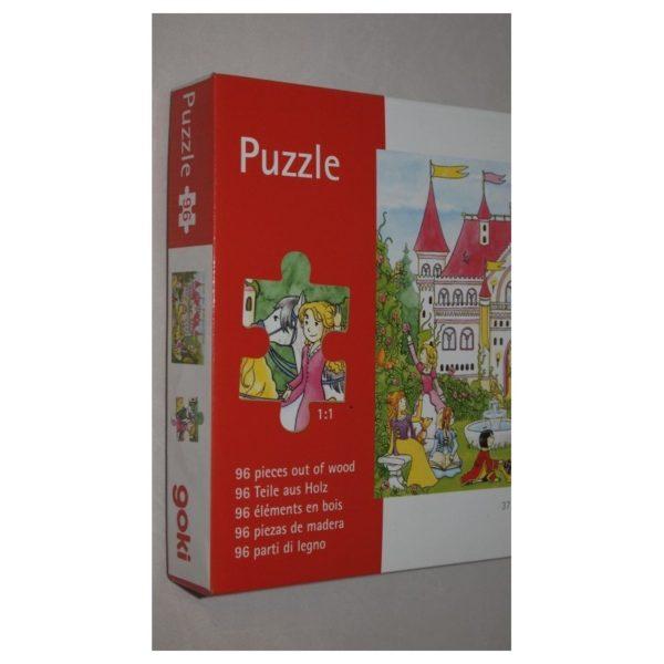 Goki fa puzzle palota fa kirakó