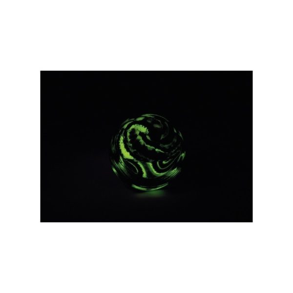 Sötétben világító gumilabda - Világűr