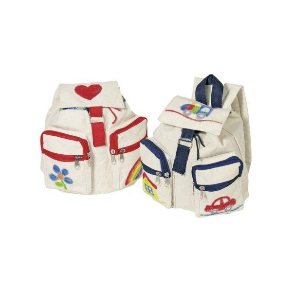 Kifesthetõ hátizsák