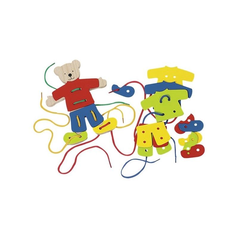 Fûzõs játék - Maci