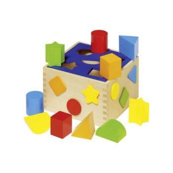 Formaválogató doboz - 10 db-os