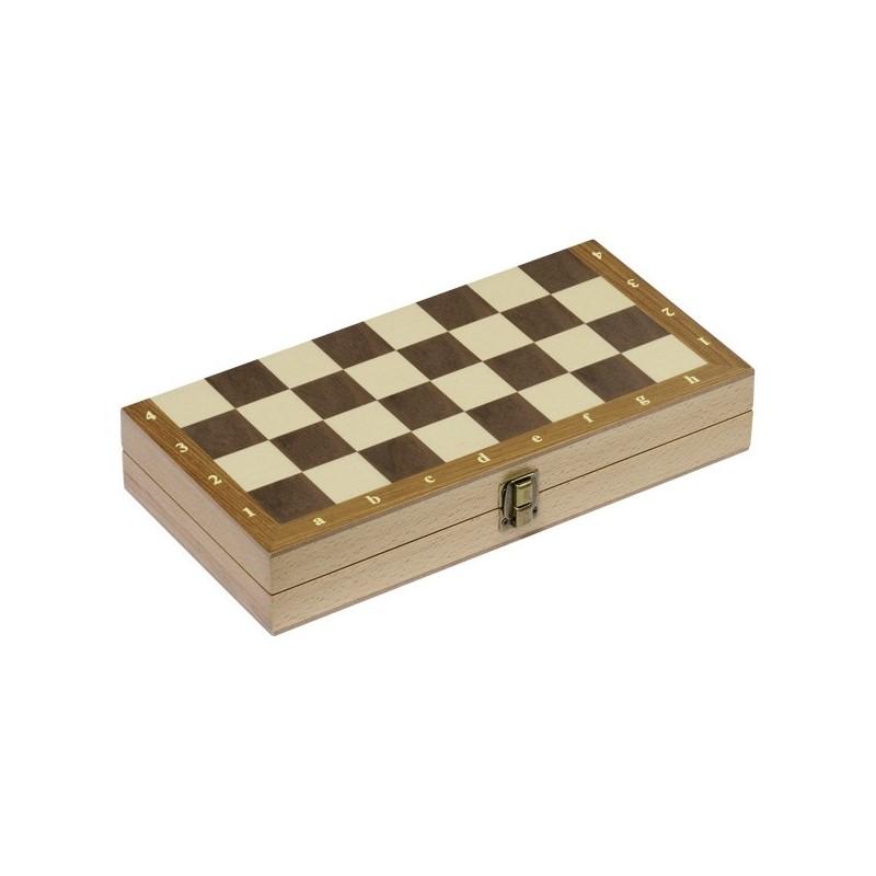 Sakk készlet fából