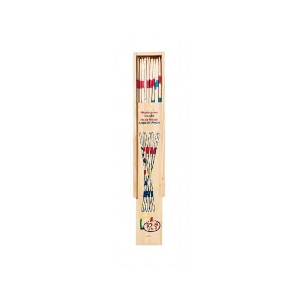Mikádó fából, 18 cm-es