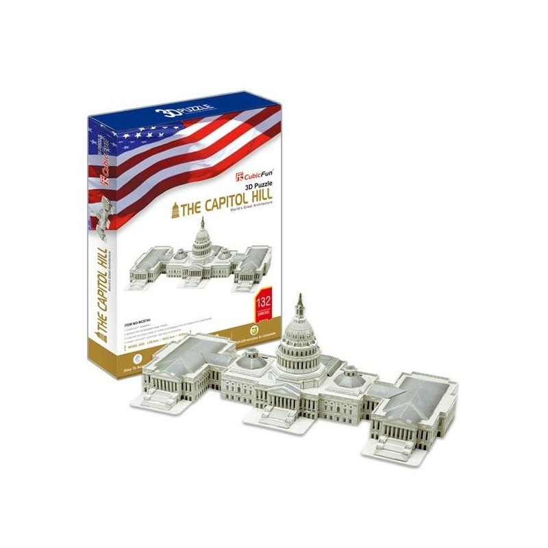 3D puzzle - Capitolium