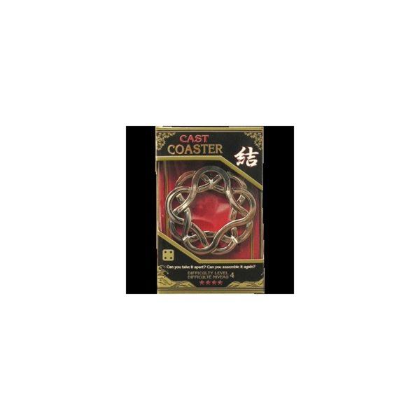 Fém ördöglakat - Cast Coaster