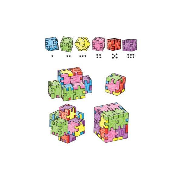 Happy Cube kirakó - Marble Cube