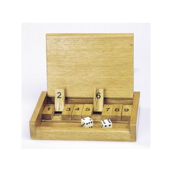 Shut the box, kicsi