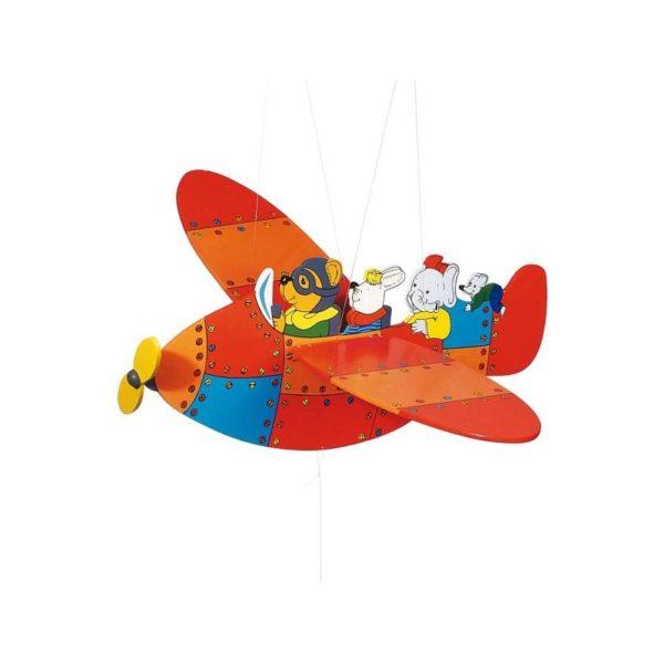 Függődísz - Repülõ 2