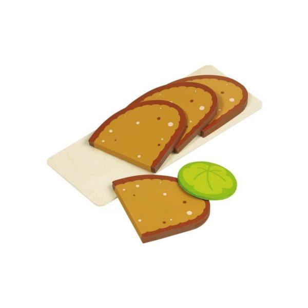 Szeletelt kenyér