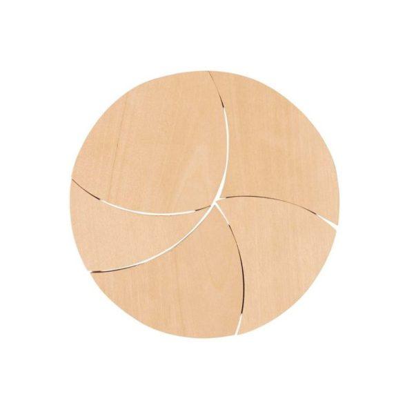 Logikai kirakó - Kör tangram