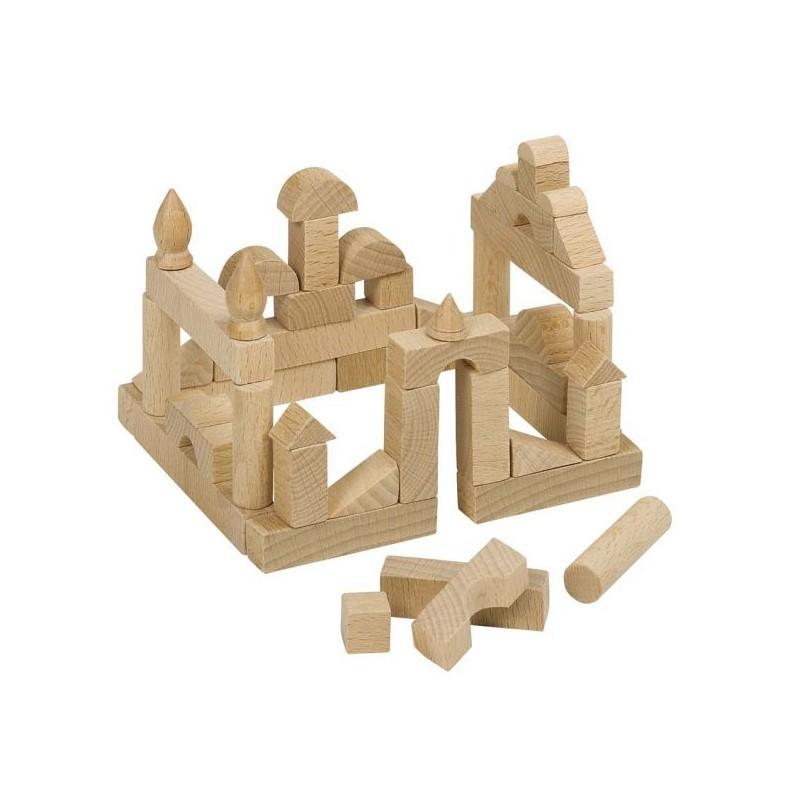 Mini építõkészlet, 51 db-os