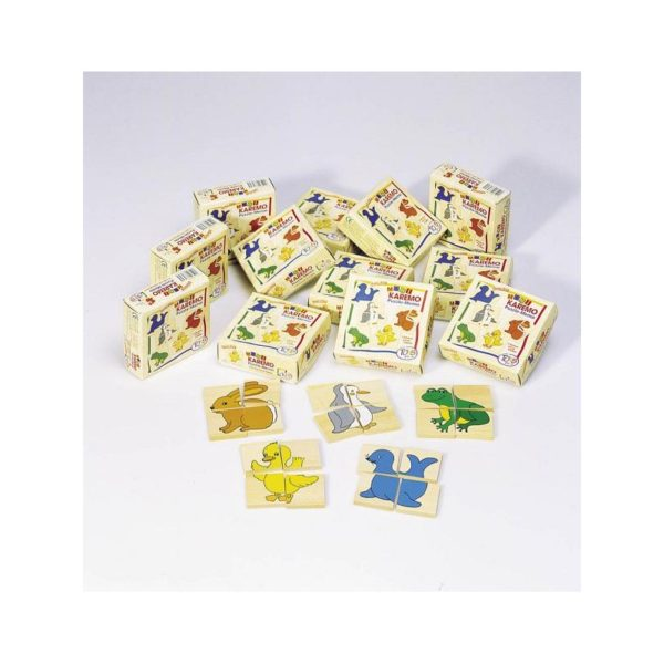 Puzzle és memóriajáték - Karemo