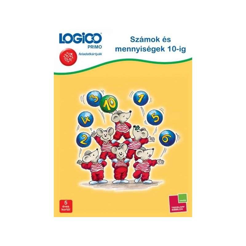 LOGICO Primo - Számok és mennyiségek 10-ig