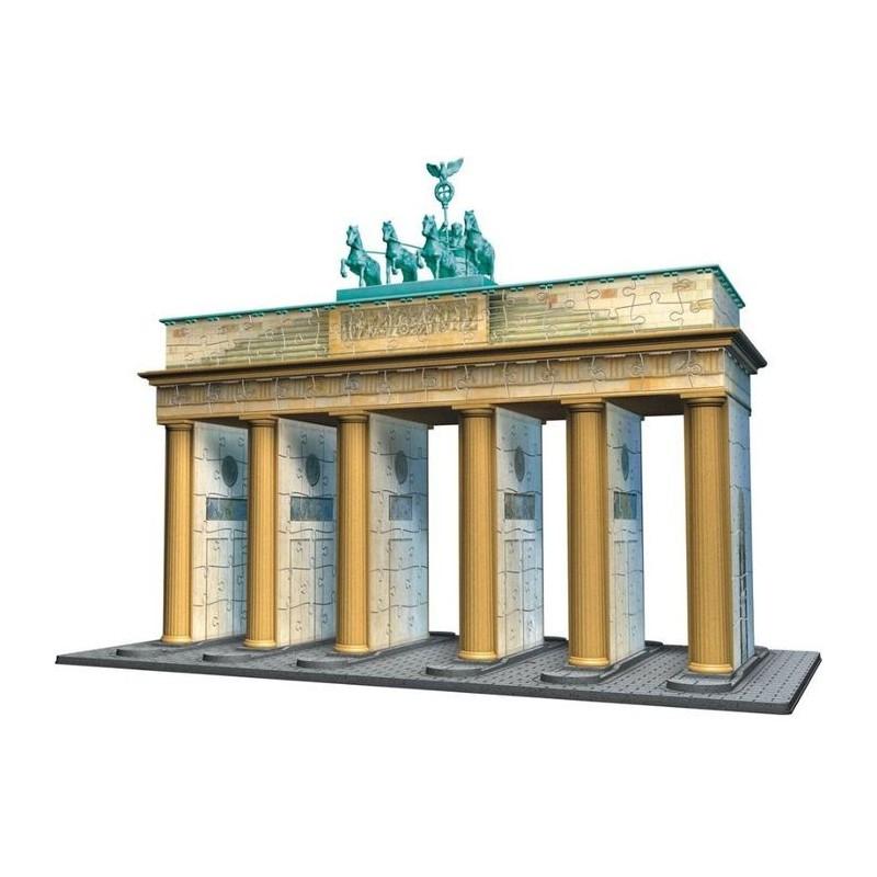 Ravensburger 3D puzzle - Brandenburgi kaou