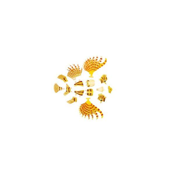3D puzzle - Oroszlánhal