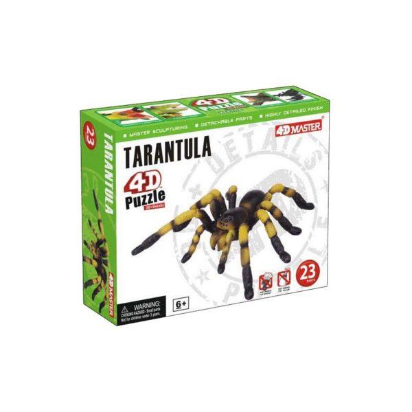 3D puzzle - Tarantula pók