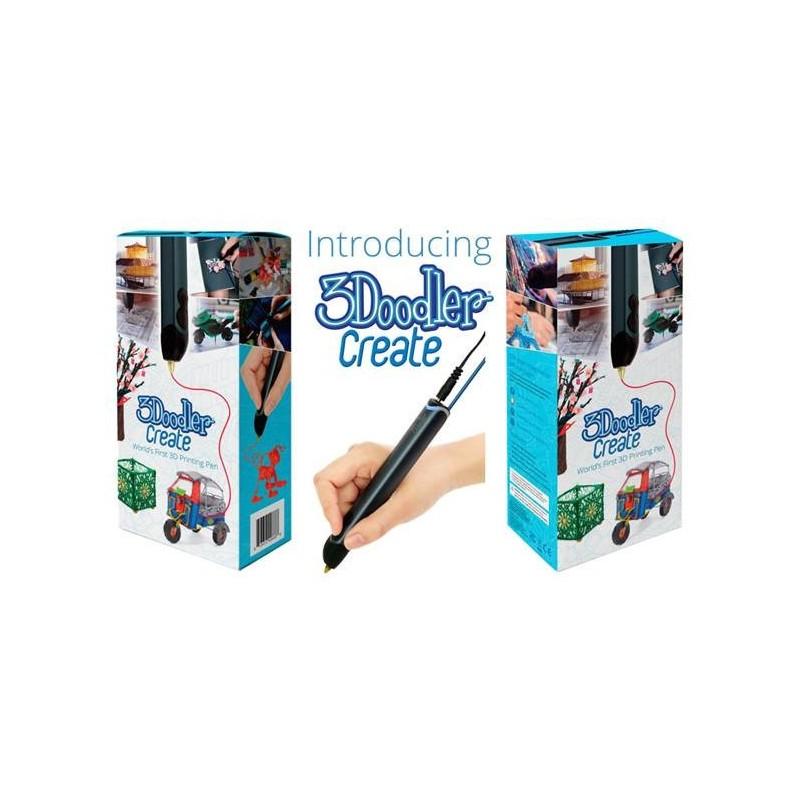 3Doodler Create 3D nyomtató toll + 2 szálcsomag