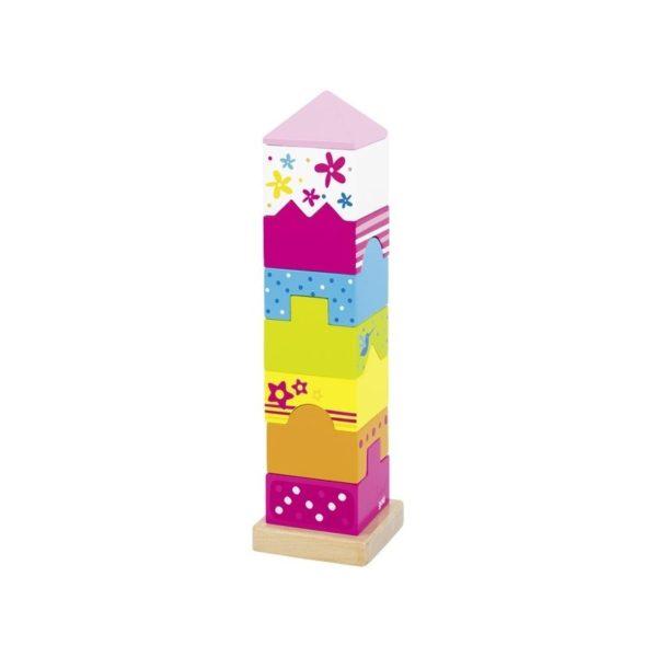 Montesszori torony