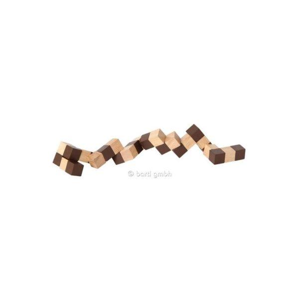 Logikai játék - Kígyó kocka