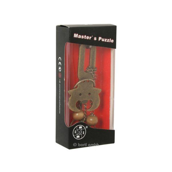 Fém ördöglakat - Master's Puzzle A