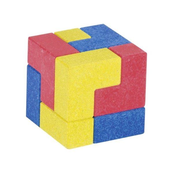 Logikai kirakó kőből - Kocka