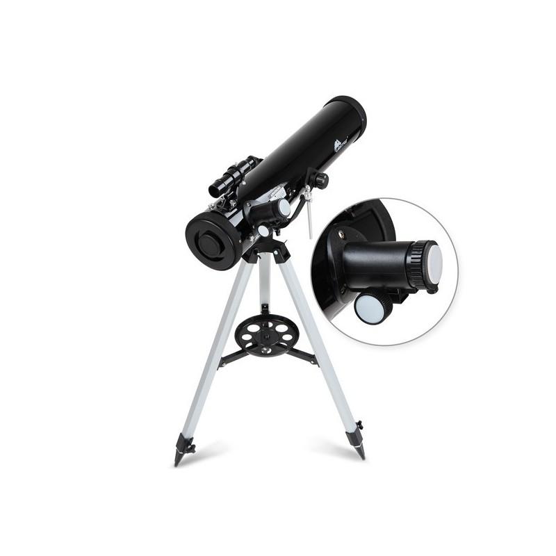 Reflektor teleszkóp - fekete