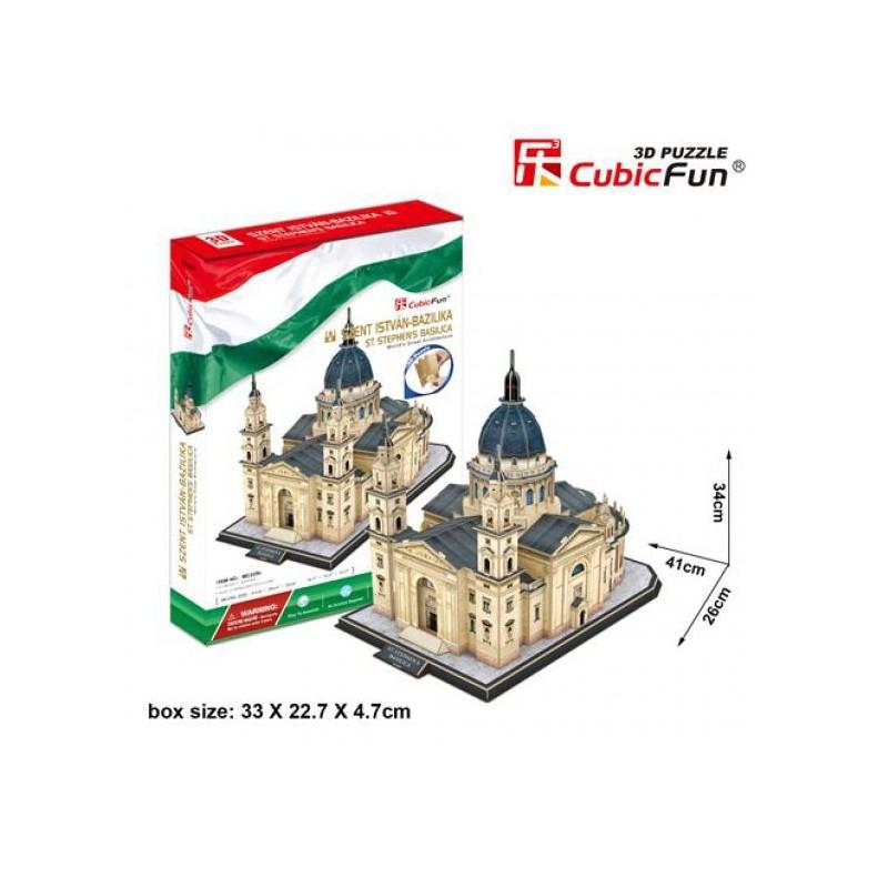 3D puzzle - Szent István Bazilika